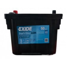 Exide Start-and-Stop AGM 50 Ah 800 A(EN) -/+