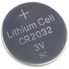 Батарейка литиевая CR2032